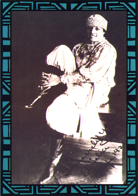 Alelia Walker (1885 -1931), hosted one of the most memorable salons of the Harlem Renaissance.